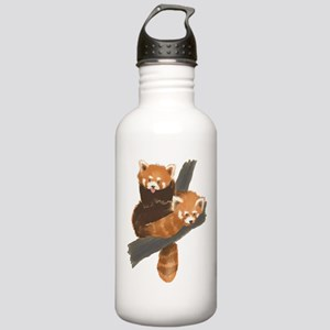 Red Pandas Stainless Water Bottle 1.0L